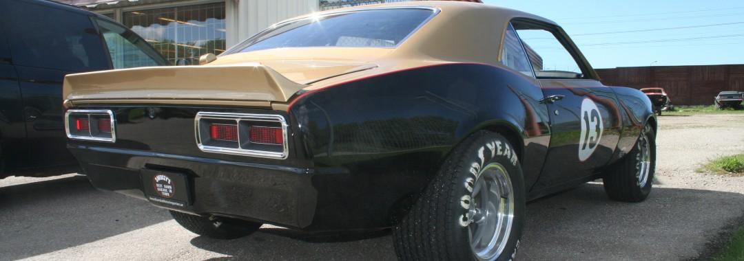 Smokey Camaro 25
